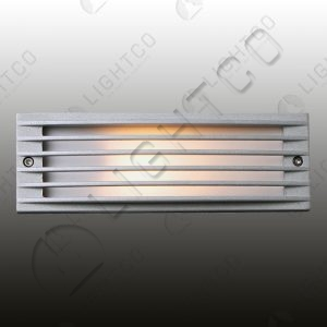 BRICK LIGHT RECESSED GRILL