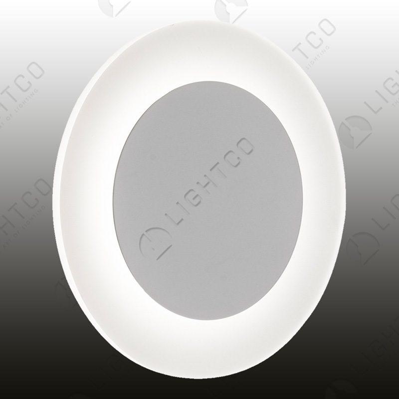 WALL LIGHT LED ROUND ACRYLIC