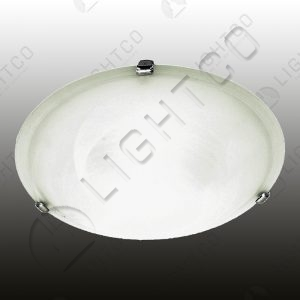 CEILING LIGHT ALABASTER GLASS SMALL