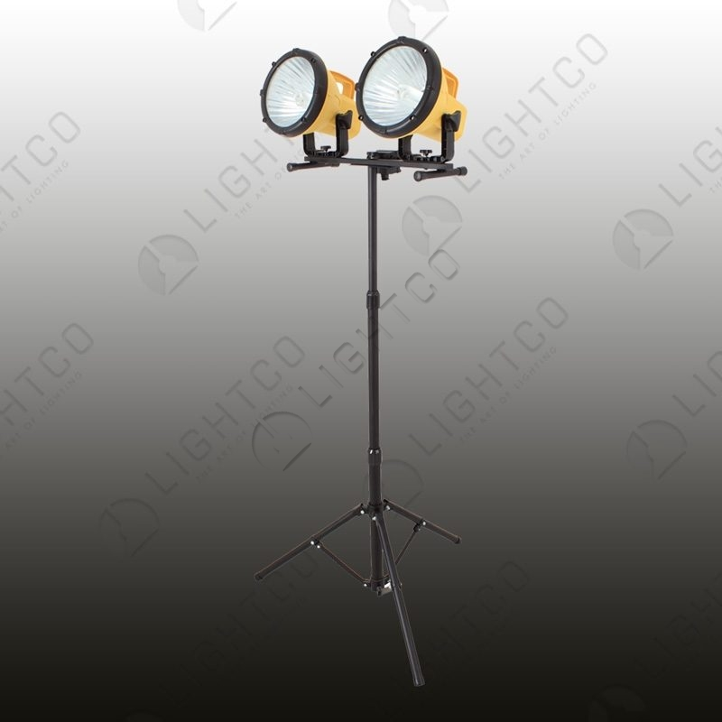 PORTABLE DOUBLE LIGHT WITH 3M CABLE & SWITCH