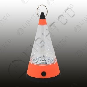 PYRAMID LED 360 DEGREE WITH SWITCH