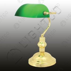 DESK LAMP BANKERS