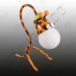 KIDDIES TABLE LAMP GIRAFFE
