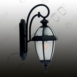 LANTERN DECORATIVE CURVED DOWN FACING