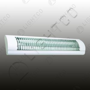 FLUORESCENT ANTI GLARE REFLECTOR SHORT