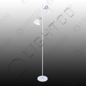 FLOOR LAMP ADJUSTABLE FLEXI NECK