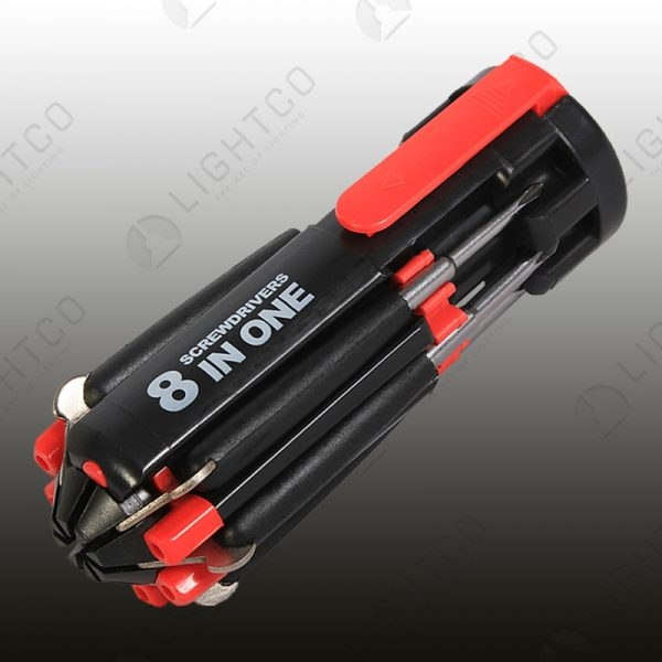 NOVELTY MULTI TOOL AND LIGHT