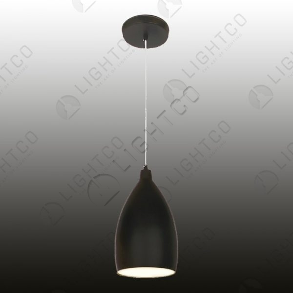 PENDANT ON CORD WITH MATCHING CEILING CUP