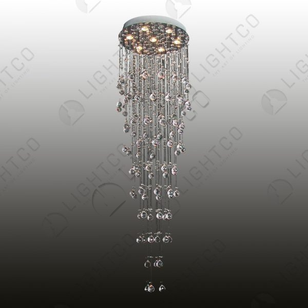 PENDANT ASFOUR CRYSTAL STEPPED
