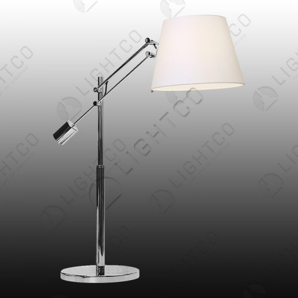 TABLE LAMP ANGLE WITH SHADE