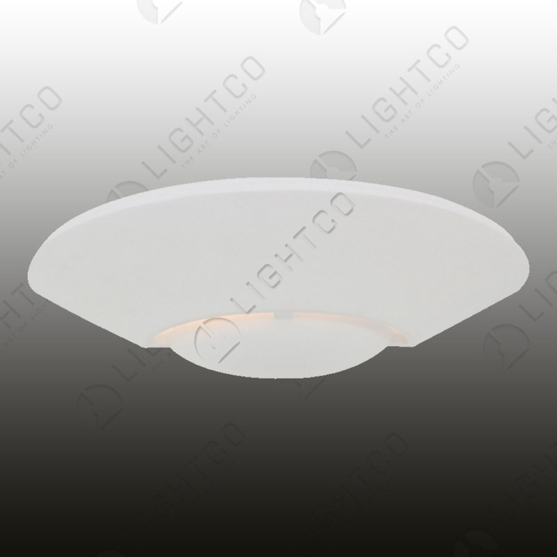 WALL LIGHT GYPSUM ANGLED
