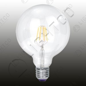 FILAMENT LED LAMP 9W ES ROUND