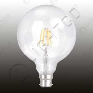 FILAMENT LED LAMP 9W BC ROUND