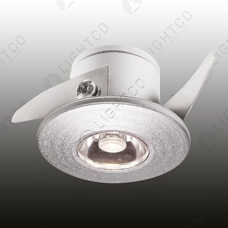 STAR LIGHT LED FIXED ROUND C/W DRIVER