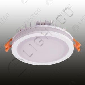 DOWNLIGHT 5W LED IP44 ROUND