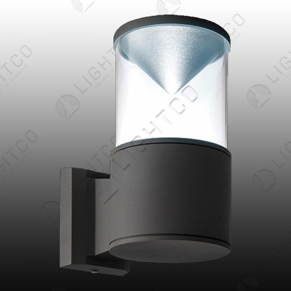 WALL LIGHT UP FACING FUNNEL ROUND