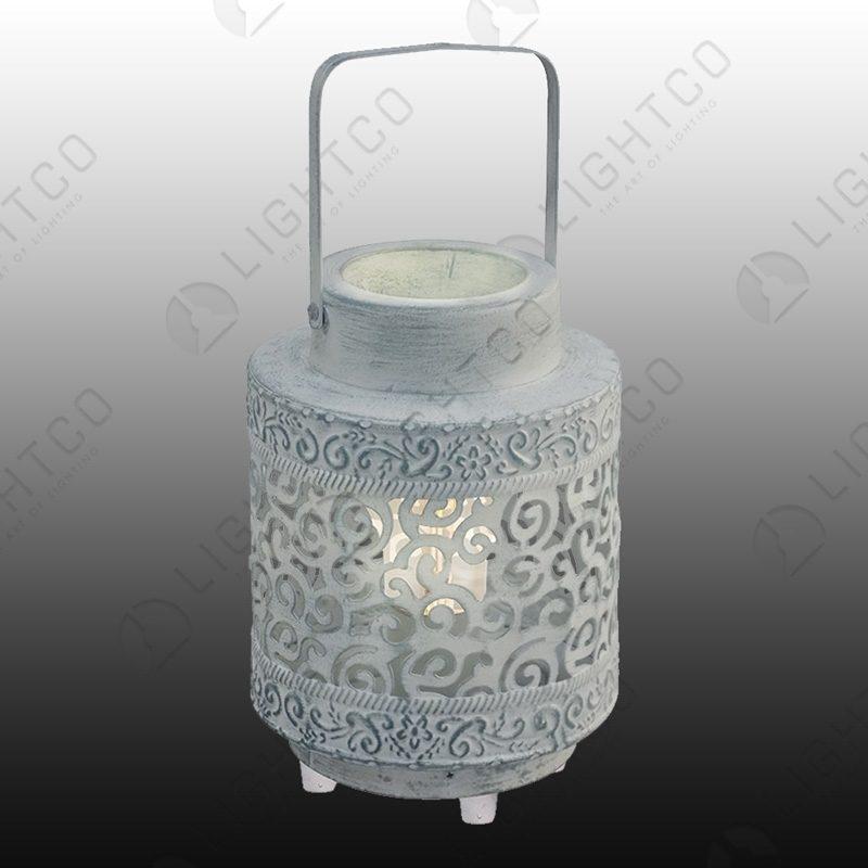 Table Lamp Moroccan Lantern Style Lightco