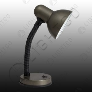 DESK LAMP FLEXI NECK SMALL WITH SWITCH