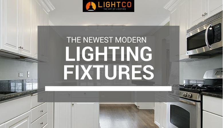 modern lighting fixtures from lightco