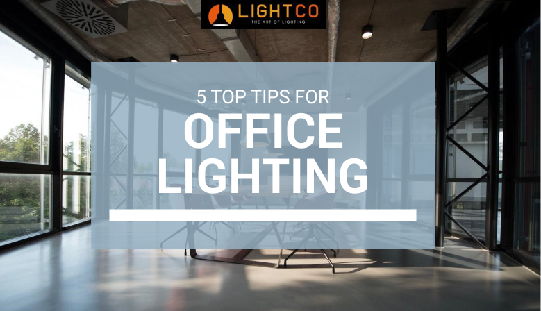 Open areas with lots of natural lighting make productive work spaces.